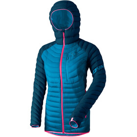 Dynafit Radical Down Hooded Jacket Women, silvretta